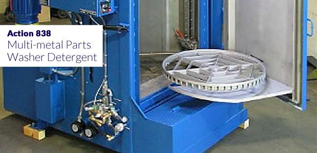 Multi-metal Parts Washer Detergent