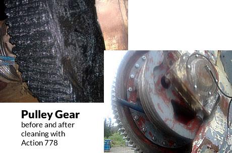pulley-gear